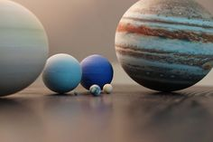 3D-Printed Photo voltaic Methods, Moons and Planets for Your Desktop, http://photovide.com/3d-printed-planets/
