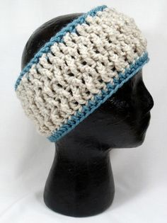 Twisted Headband - CROCHET PATTERN