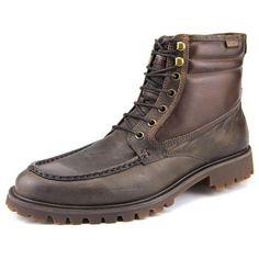 Pikolinos Seoul 00T-6862 Men Leather Blue Boot