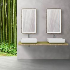 #CATALANO realizes #GREEN thinking to the environmental sustainability. 7 basins that take their design inspiration from nature