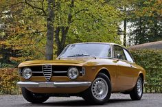 1968 Alfa Romeo GT Junior 1300