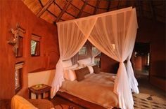 Leshiba - the most romantic wild life safari in Africa