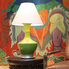 Brussels Lamp Green from PoshTots