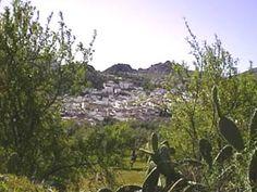 The village Spain, Paths