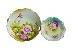 Vintage Limoges and Lefton China / Set of 2 by ChapsAndRascal, $55.00