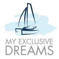 Diseño de marca para My Exclusive Dreams