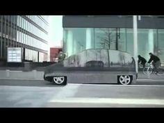 Mercedes-Benz Invisible Car