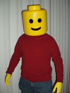 Lego head instructions