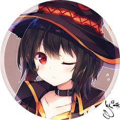 Konosuba Anime, Chica Anime Manga, All Anime, Otaku Anime, Kawaii Anime Girl, Anime Art Girl, Manga Art, Anime Profile, Best Waifu