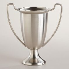 Trophy Vase, would be great decor for Kentucky Derby Party or Carolina Cup!