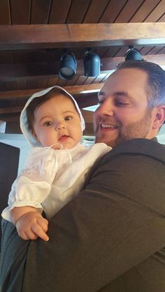 """""""Just wanted to share my picture of me and my pride and joy!""""  - Life of Dad user Edward Wade"""