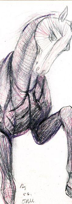 Candido Portinari - Drawing