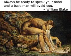 ~ William Blake