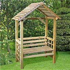 Garden Arbours For Sale - Free* Delivery | Garden Buildings Direct