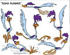 Road Runner 'Model Sheet' by MatthewHunter on DeviantArt looney toons roadrunner clipart Looney Tunes Characters, Looney Tunes Cartoons, Famous Cartoons, Classic Cartoons, Cartoon Tv, Cartoon Drawings, Cartoon Faces, Cat Face Tattoos, Runner Tattoo
