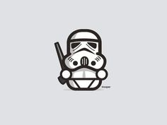 Storm Trooper - Cute Star Wars Characters - ChurchMag