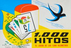 1000 Bornes Express Original Cartes Bilingue