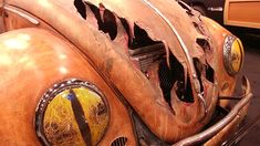 Gypsy Trailer, Monster Car, Rat Look, Vw Cars, Car Painting, Mk1, Custom Cars, Hot Rods, Cool Cars