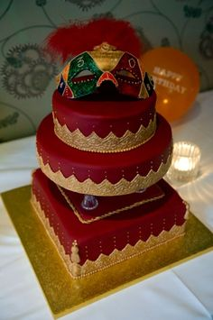Colour is definitely very theatre! Theatre, Cakes, Colour, Desserts, Food, Color, Tailgate Desserts, Deserts, Cake Makers