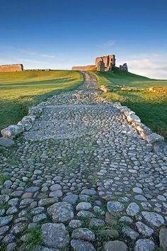 Duffus Castle, near Lossiemouth