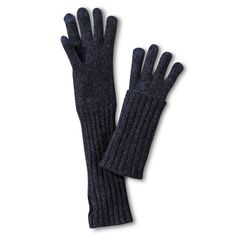 Women's Pullover Convertible Touch Screen Compatible Gloves