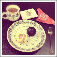[芋!*2012/04/01]    川越土産♡     いなせ&あまたまかりん♪ᘡ*͙´ ॣꈊ ॣ`)৩♪     もちろん、どちらも芋餡