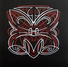 Check out the deal on Pinstripe Tiki (Oversize) by Otis Frizzell at New Zealand Fine Prints Maori Designs, Tattoo Designs, Pinstripe Art, Zealand Tattoo, Tiki Art, New Zealand Art, Nz Art, Maori Art, Kiwiana