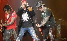Guns N' Roses tocan 'Black Hole Sun' de Soundgarden en homenaje a Chris Cornell