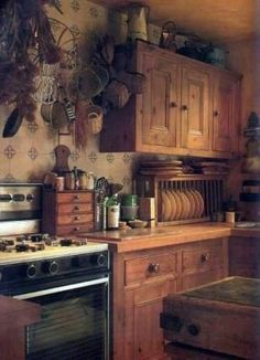 Prim kitchen