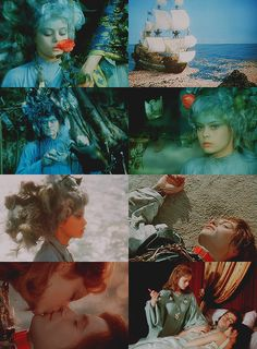 a list of favorite fairytale adaptations:Malá mořská víla (The Little Mermaid), Czechoslovakia, 1976