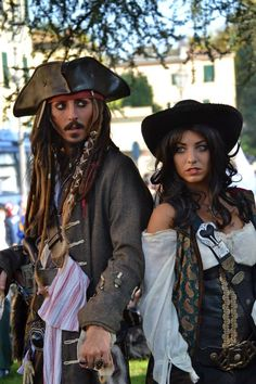 Jack Sparrow and Angelica Teach by AriTeach on DeviantArt
