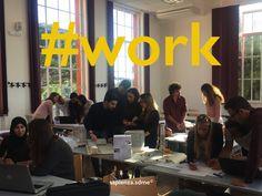 Here's the #team at #work for #deliverable2!  #restart4smart #teamsapienza #sdme #gifmorning