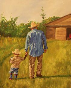 Grandpas Barn - Debby Bird