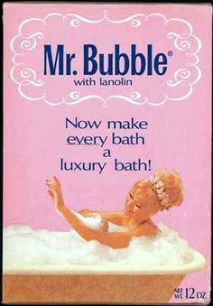 mr. bubble with lanolin - Google Search