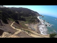 San Francisco is rich in spectacles - take a virtual tour right now! (picture: 2040Lands End Trail)