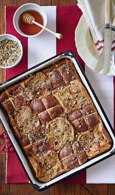 RESEP: Franse roosterbrood uit Paasbolletjies   via Landbouweekblad #AllesOpEenPlek