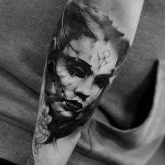 Tattoo artist Kurt Staudinger black and gray realism dark tattoo #inkpplcom #inkppl #inkedpeople #inked #ink #inktattoo #tattoo #tatts #tattooartist #tattooing #tattoos #tattooist #art #artist #tattooed #татуировка #тату #realism #portrait #realistictattoo #portraittattoo #realismtattoo #realismportrait #skull #skulltattoo #evil #horror #dark