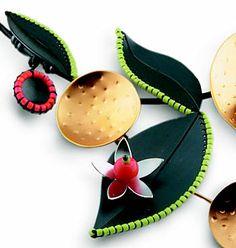 Ganoksin - Fruits of Labor - CHIHIRO MAKIO-JP-USACreates a Natural Beauty