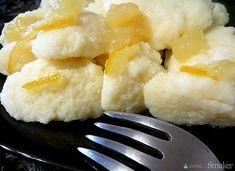 Waniliowe Kluski z kaszy manny Polish Recipes, Base, Dumplings, Kids Meals, Macaroni And Cheese, Good Food, Biscotti, Brunch, Food And Drink