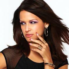 Erica's Fashion & Beauty: mark Magalog 2 Cover Girl: Rocsi Diaz #makeup #getthelook #rocsidiaz #beauty