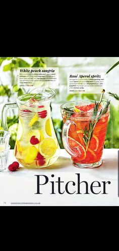 White Peach Sangria, Schnapps, Cocktails, Drinks, Drink Recipes, Delish, Merry, Eat, Vegetables