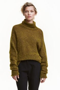 Mohair knit by H&M