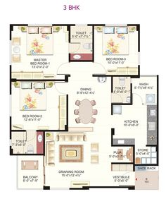 Terrific House Plan India Ideas Best Inspiration Home Design Regarding Best House Plan In India, santosh plan 2bhk House Plan, 3d House Plans, Three Bedroom House Plan, Model House Plan, Open House Plans, House Layout Plans, Basement House Plans, Home Design Floor Plans, Duplex House Plans