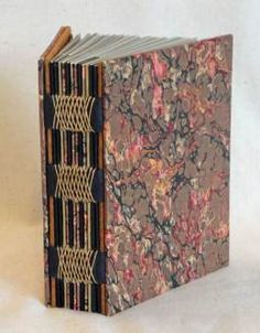 Romanesque bookbinding by Hollis Fouts