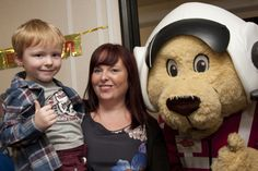 Images from our 'Young Airlift Heroes Christmas Party 2013'  http://www.midlandsairambulance.com/