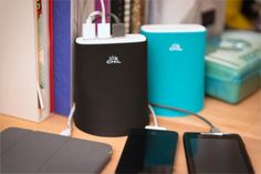 Hey, @CHIL with this hub that lets you charge all your USB devices at once