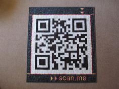 QR code from scan.me   Quilt on display at the 2012 QGSA, Festival of Quilts members exhibition in conjunction with the Craft & Quilt Fair, Adelaide, South Australia. Candys Home Patch