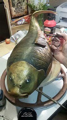 Авторская студия OleLoo: Портретная кукла Яна и Золотая рыбка