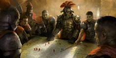 Fallout 4 New Vegas, Roman Empire, Skyrim, Apocalypse, Statue, Fandom, War, Character Concept Art, Roman Britain