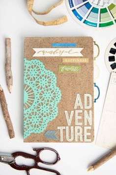 Cheap Crafts To Make and Sell - Adventure Notebook - Inexpensive Ideas for DIY Craft Projects You Can Make and Sell On Etsy, at Craft Fairs, Online and in Stores. Quick and Cheap DIY Ideas that Adults and Even Teens Can Make on A Budget http://diyjoy.com/cheap-crafts-to-make-and-sell